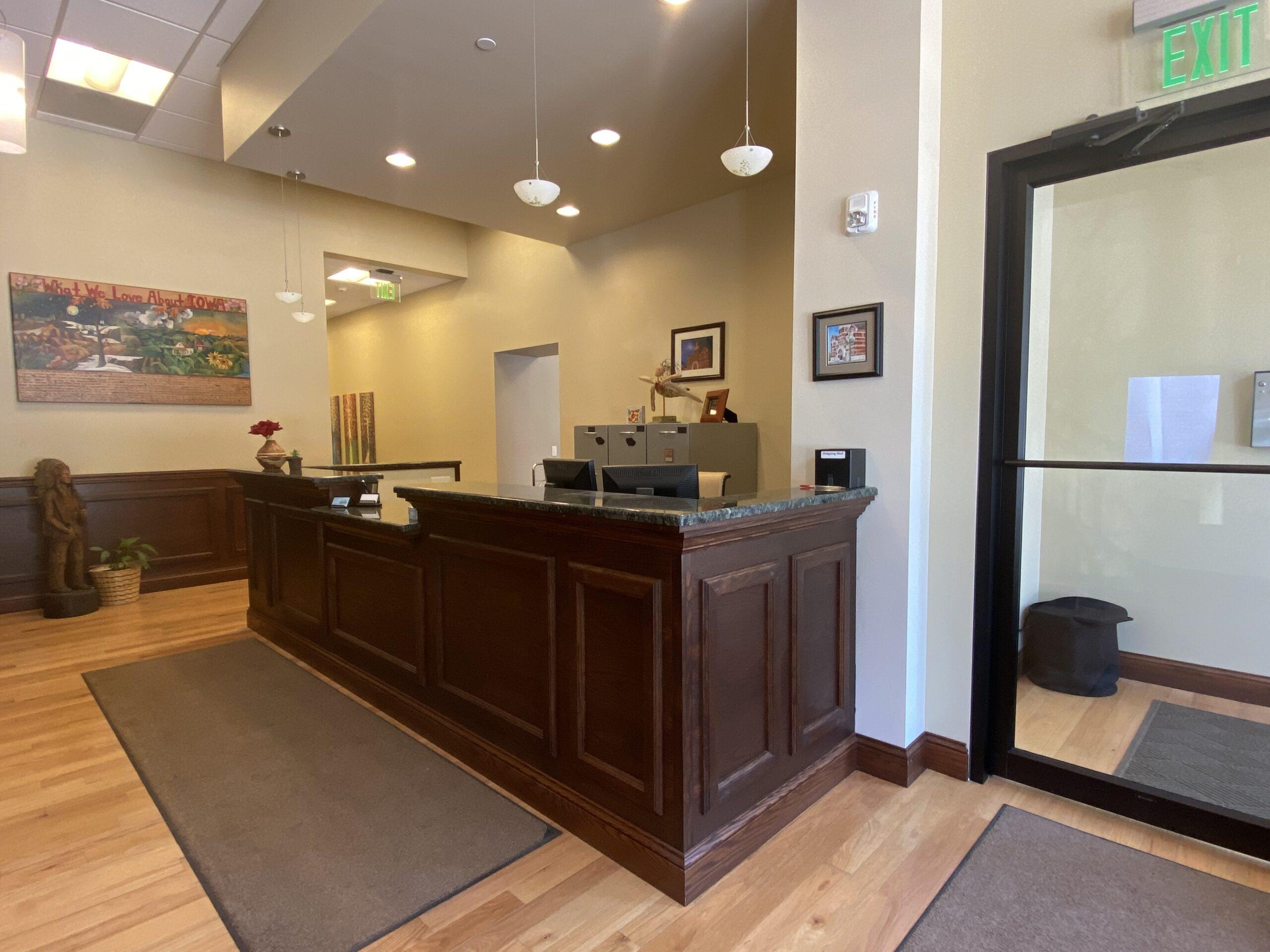 The Office - Oskaloosa, Iowa